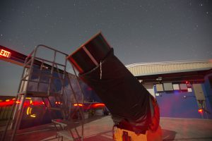 "Our 25"" Telescope, a.k.a.: ""The Galaxy Gobbler"""
